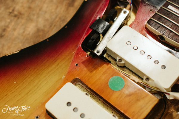 Ben's 19070 Fender Jazzmaster Feature