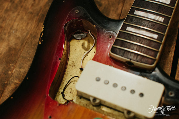 Ben's 1970s Fender Jazzmaster Feature