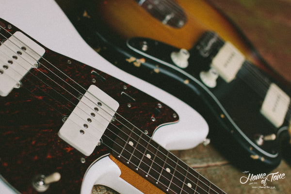 James' Home of Tone Blog - Squier Vintage Modified Jazzmaster Project