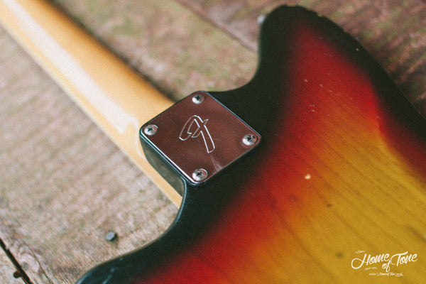 Ben's 1977 Fender Jazzmaster Feature