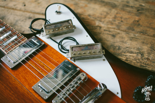 Mule Resophonic Pickups