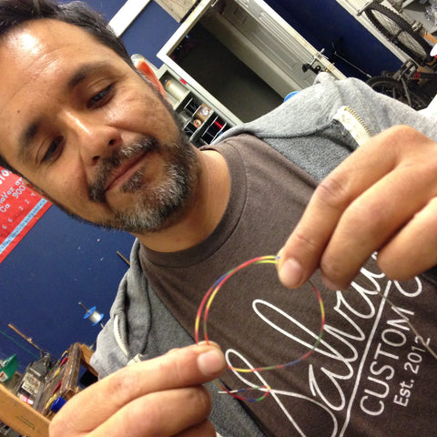 Gabriel Tenorio Strings Explained