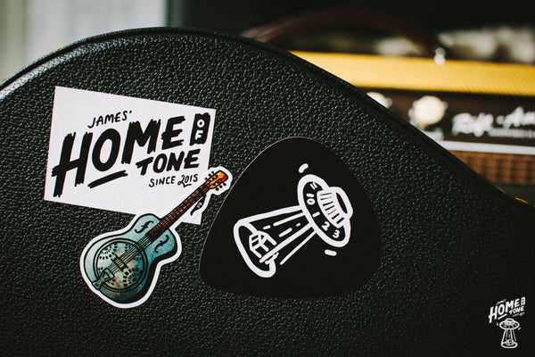 Homeof Tone Sticker Pack