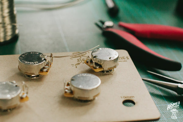 How to wire a Les Paul harness