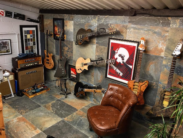 John Ambler of Ambler Custom Guitars Interview - Home of Tone UK