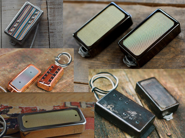 McNelly Custom made guitar pickups UK