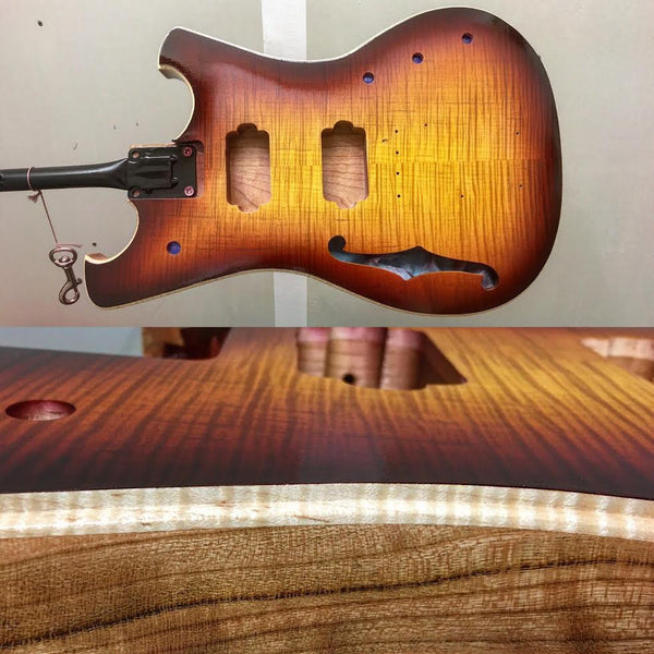 Drew Walsh Guitars