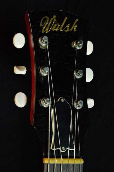 Drew Walsh - G Style Headstock old style