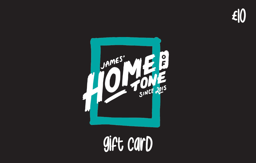 James' Home of Tone Gift Cards