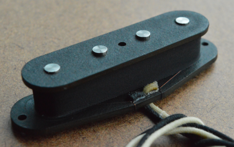 McNelly P-Bass Single Coil Pickup