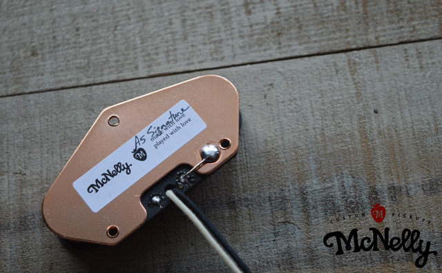 McNelly A5 Signature Bridge Pickup