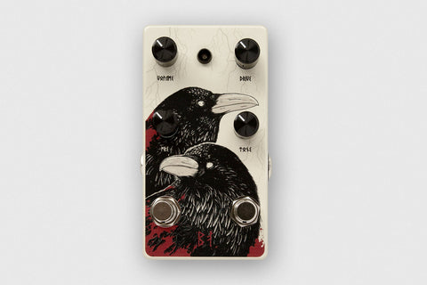 Ground Control Audio - BLOOD OATH - LOW/MID GAIN OVERDRIVE