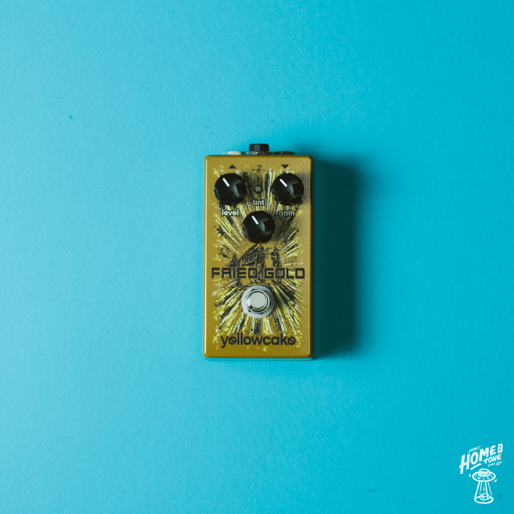 Yellowcake - Fried Gold - Overdrive