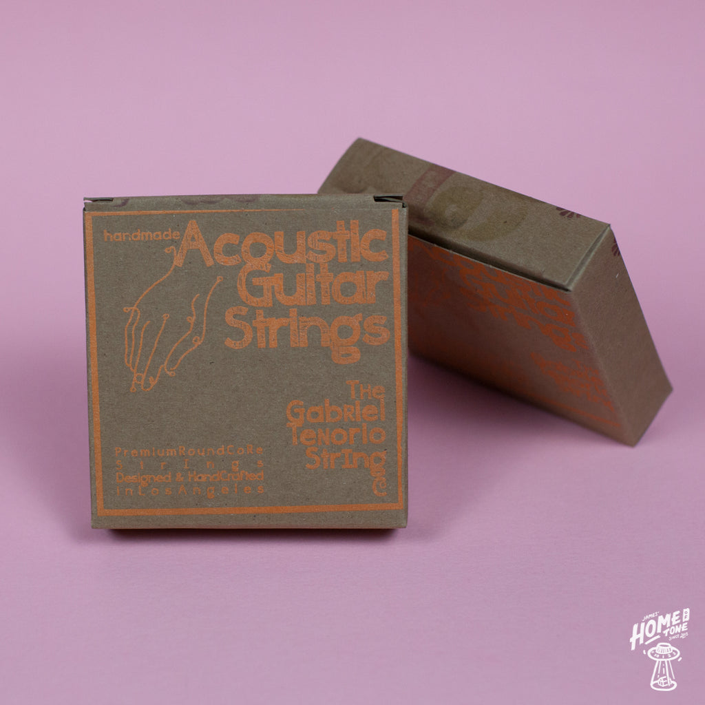 Gabriel Tenorio String Co. - Acoustic Brass