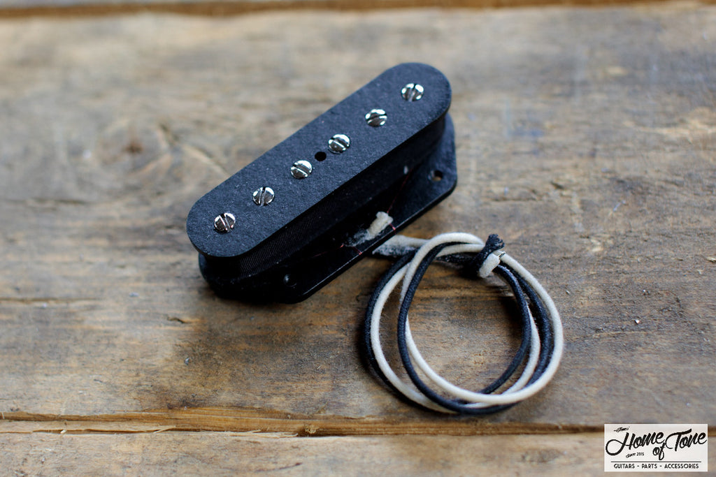 McNelly T-Bar Bridge Pickup