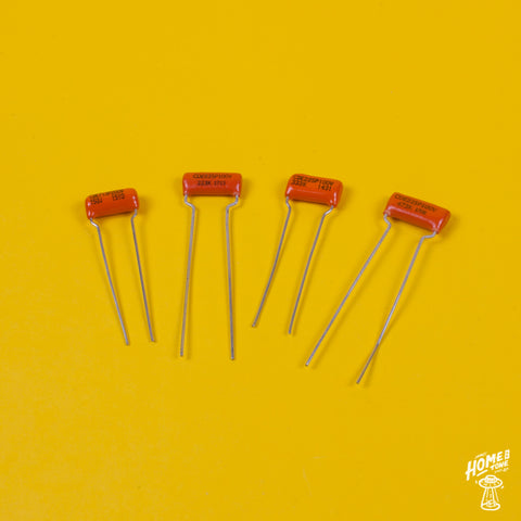 Orange Drop tone capacitors - Various values