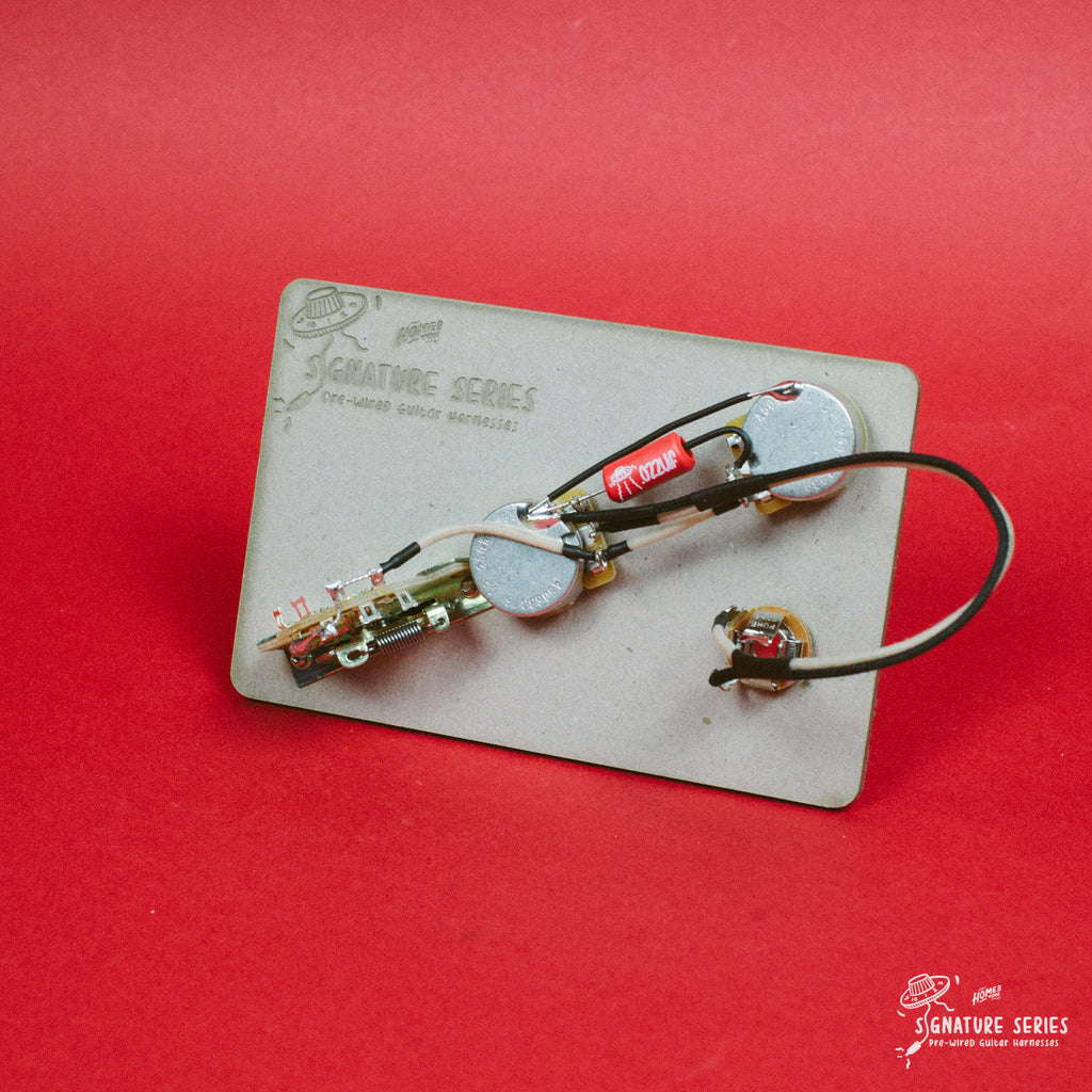 Pre-Wired Guitar wiring harness | 3-way Telecaster kit | Right Handed
