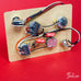 Solderless Pre-Wired Guitar wiring harness | Full 50s Les Paul kit | Right Handed