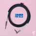 Loaded for Bear Audio - Clarity Instrument Cables - Scar - 3m - G&H Right angle/straight