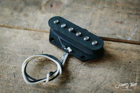 McNelly A2 Signature Bridge Pickup