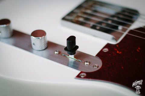 Telecaster 'Top Hat' Switch Tip