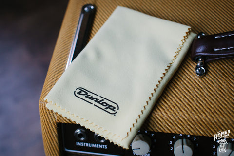 Jim Dunlop USA Polishing Cloth JD5400