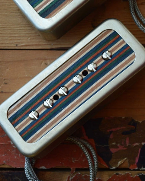 McNelly x Prisma P90 Soapbar Pickup