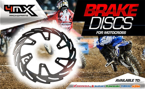 Discos de Travão da 4mx - Motocross Outlet