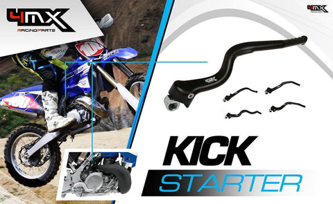 Pedal de Kicks da 4mx - Motocross Outlet