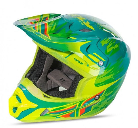 Fly Racing Capacete Andrew Short Fly Racing USA 2017 - Motocross Outlet - 1