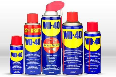 WD-40® Multi-Usos da WD-40 - Motocross Outlet