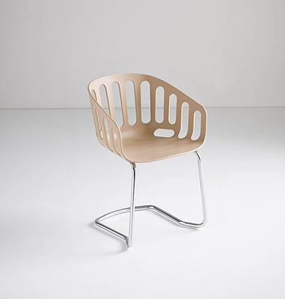 Basket Chair Cantilever Frame