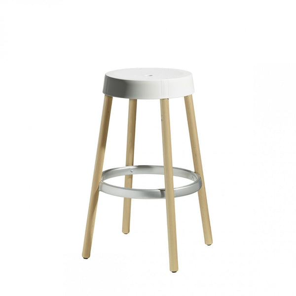 Natural Gim Barstool