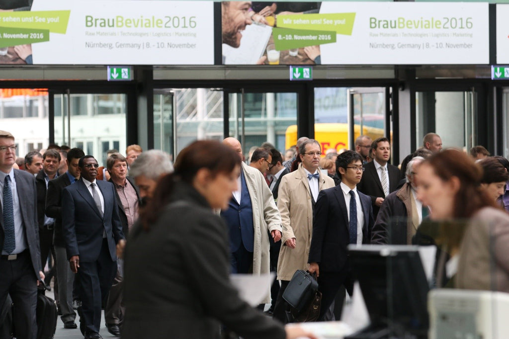 BrauBeviale 2016 is here!