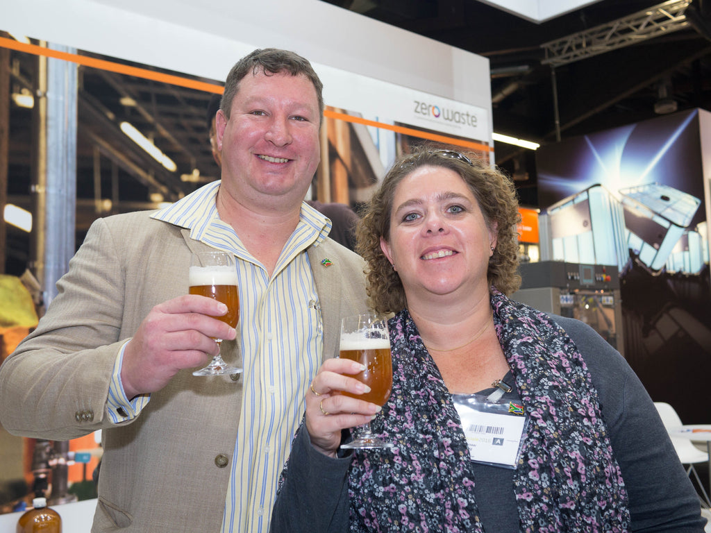 The Just Brewing Company tells us all about BrauBeviale