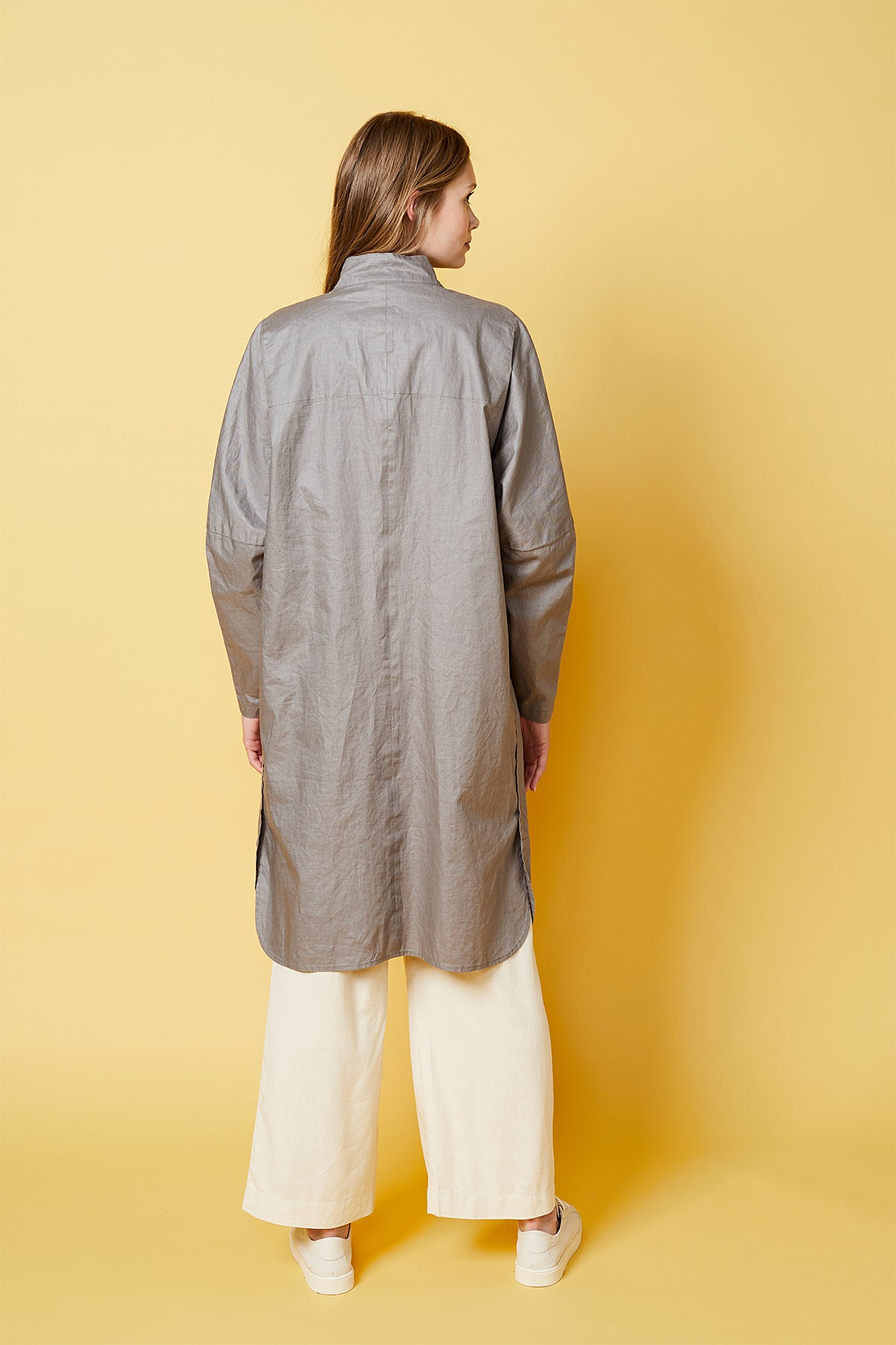 Coat Mira Long (Reed)