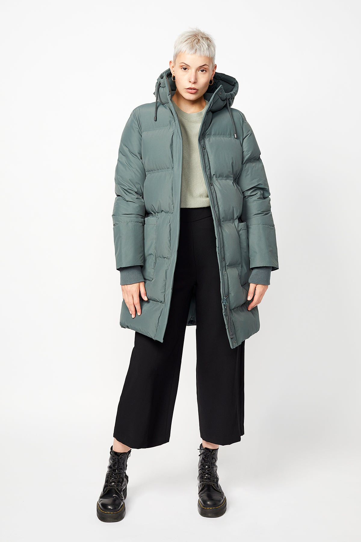 Coat Aike (Platinum)