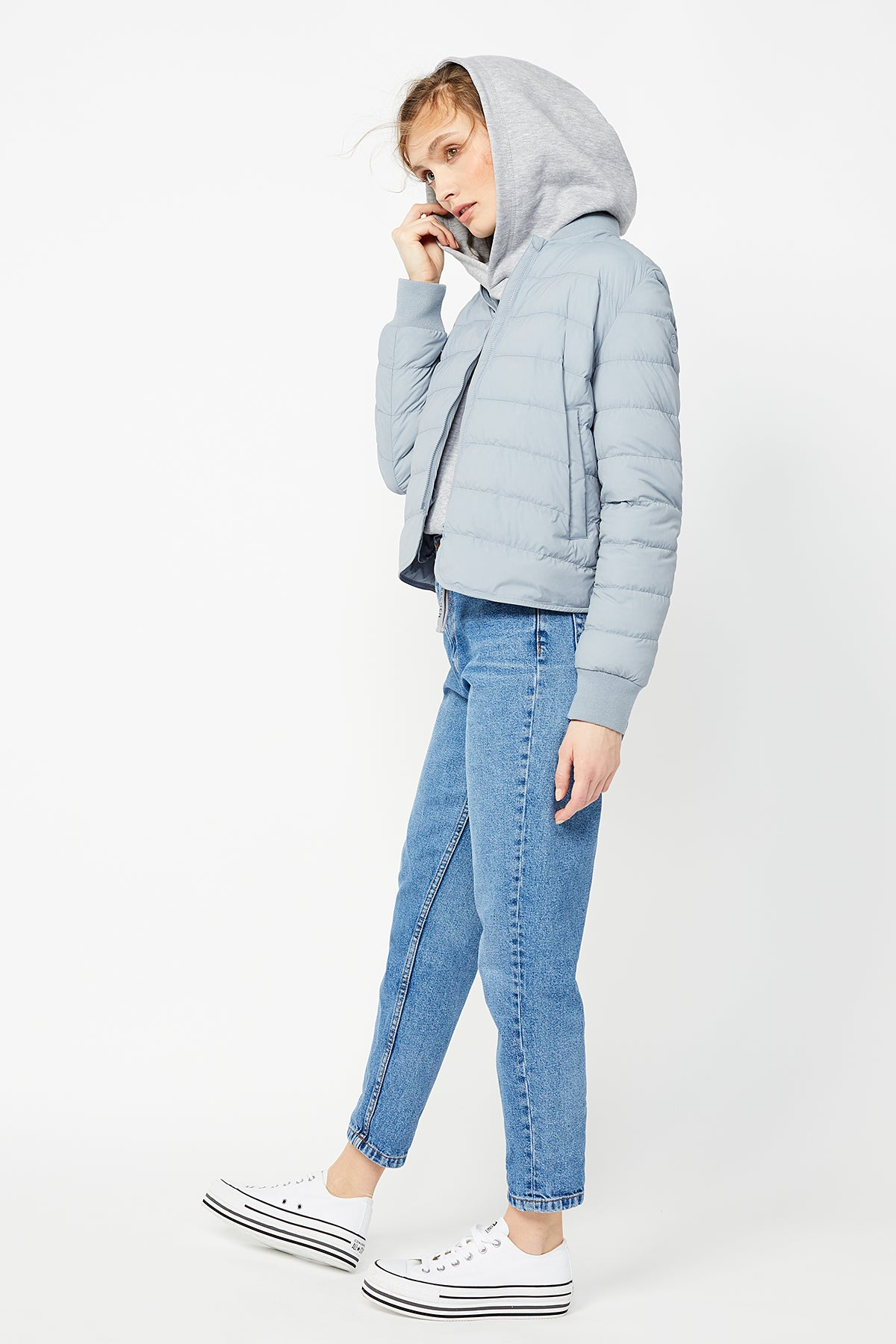 Jacket Merville (Cloud)