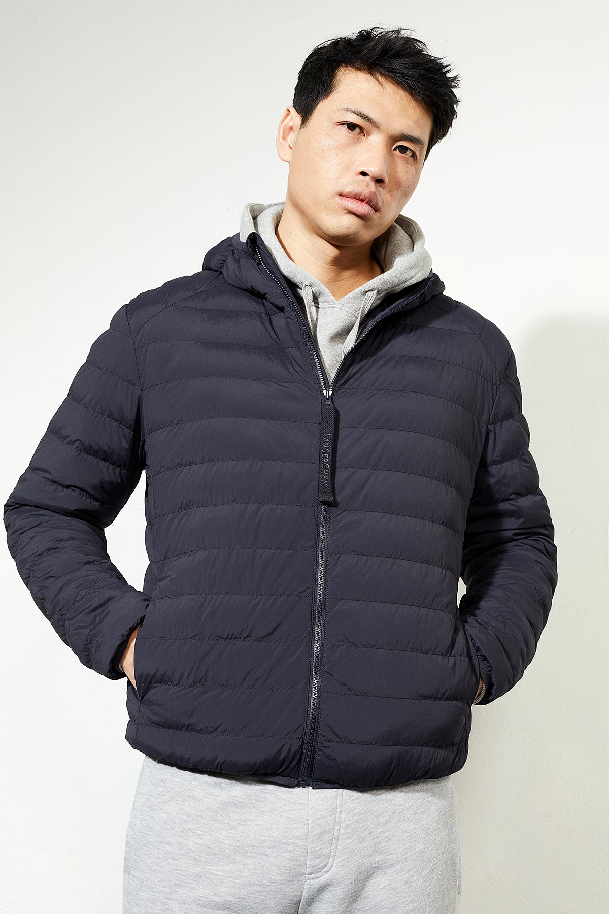 Jacket Durran (Navy)