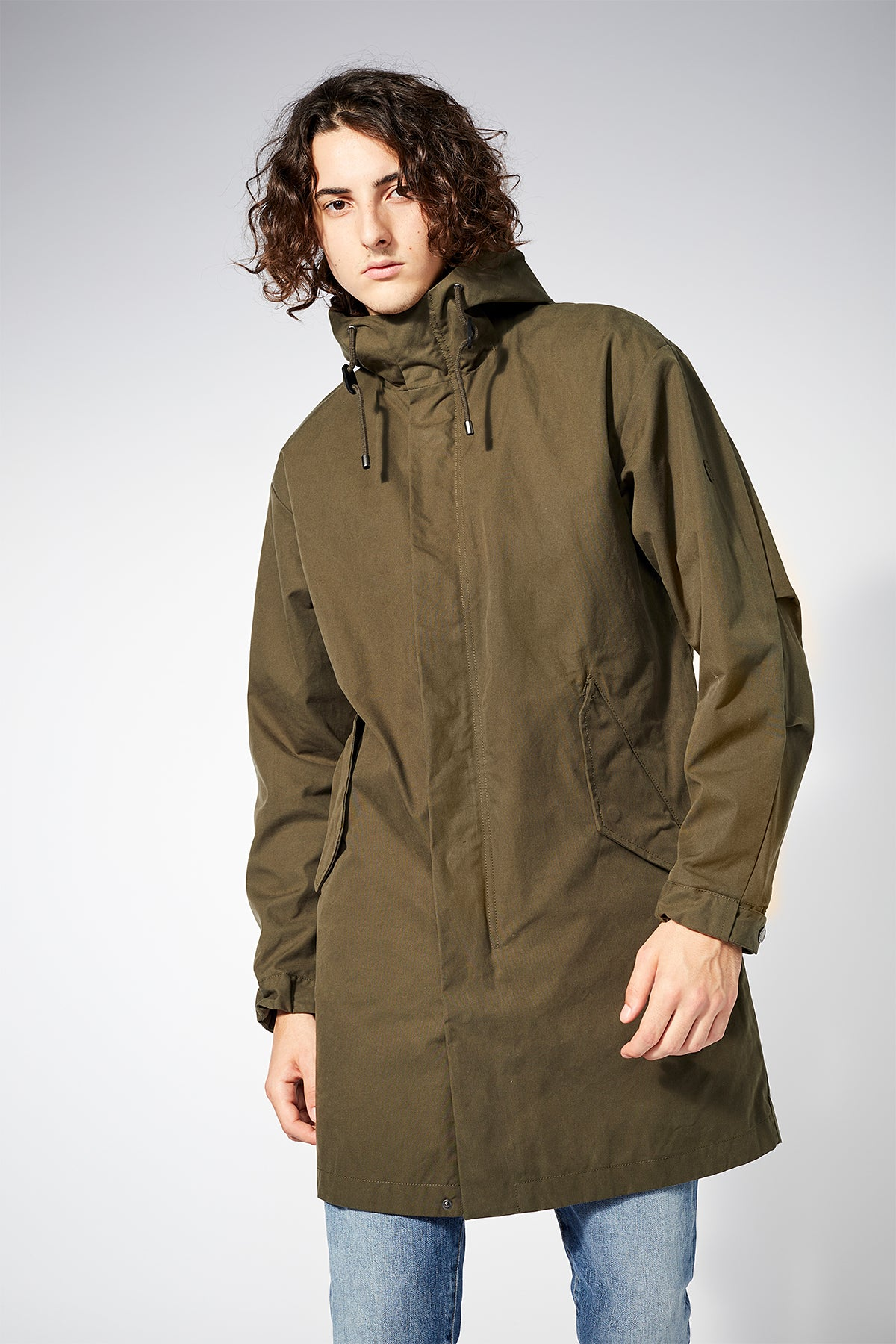 Parka Stockton (Military)