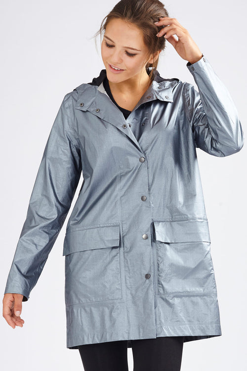 Jacket Ottawa (Silver Black)