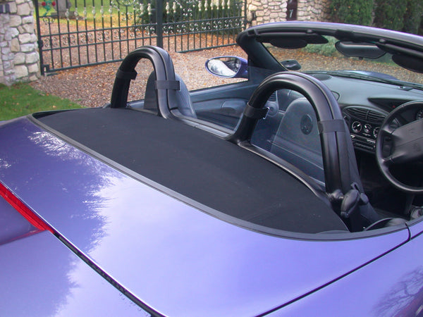 porsche boxster 986 1996 2004 full size wind deflector clear