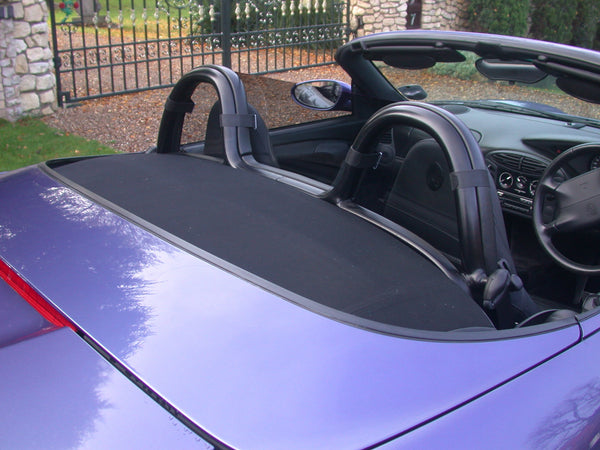 porsche boxster 986 1996 2004 full size wind deflector tinted