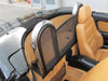 alfa spider 916 wind deflector roll bars fitted 1995 2006 mesh black