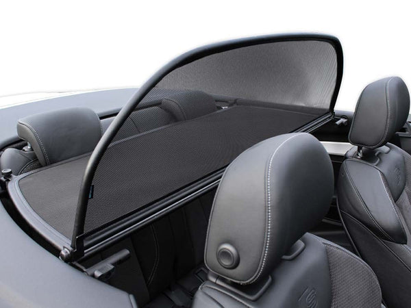 Audi A5 Wind Deflector 2016-onwards Mesh Black