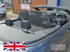 BMW 2 Series F23 Wind Deflector 2014-onwards Mesh Black