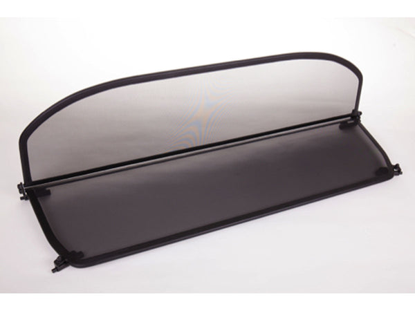 bmw 4 series f33 wind deflector 2014 onwards black