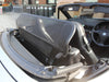 BMW Z3 Wind Deflector (without roll bars) Mesh Black