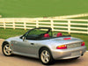 bmw z3 1996 2002 black mesh wind deflector