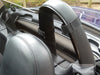 BMW Z3 Wind Deflector to fit Standard Roll Bars - Tinted Perspex